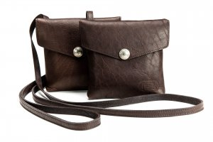 Small Leather Purse - Made in USA | Buffalo Billfold Company