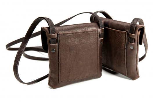 HMK Buffalo Leather Purse - Made in USA - Buffalo Billfold Company