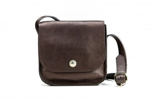Bisonette Buffalo Leather Purse - Made in USA - Buffalo Billfold Company
