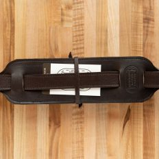 Buffalo Leather Guitar Strap