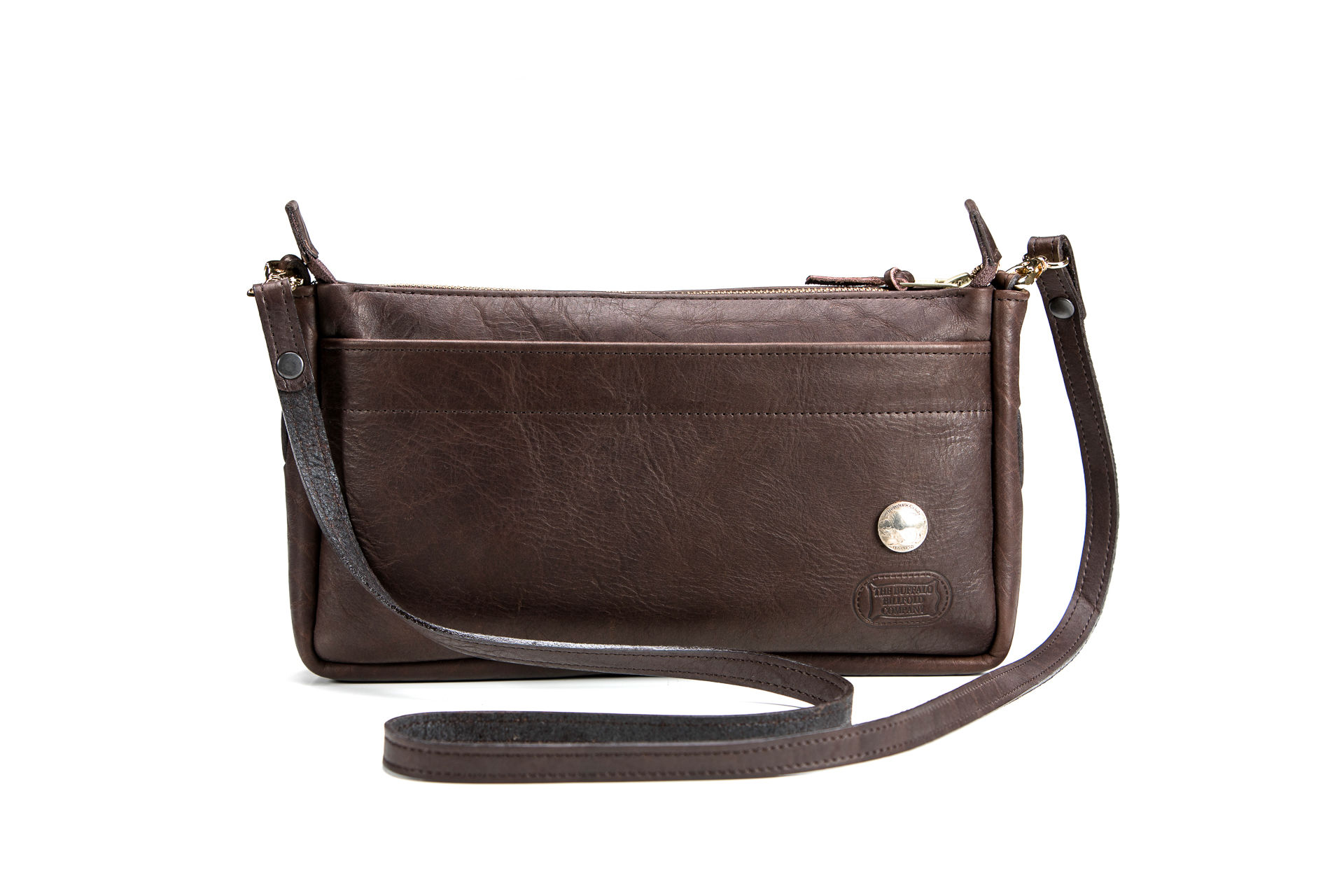 KW Buffalo Leather Purse - Made In America