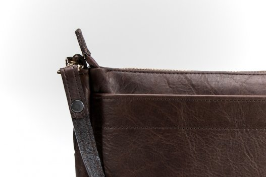 KW Buffalo Leather Purse - Made In America - Buffalo Billfold Company