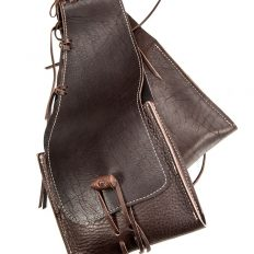 Leather Saddlebags - Horse Saddlebags - Made in USA - Buffalo Billfold Company