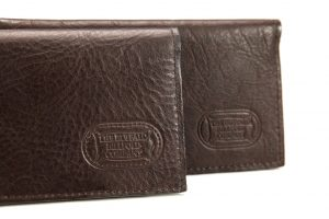 Buffalo Checkbook Cover