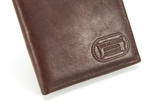Hipster Wallet - Mens Hipster Billfold - Made in USA