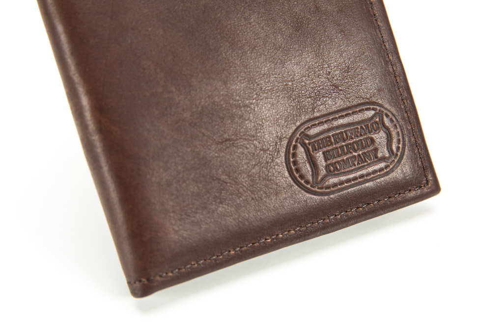 Hipster Leather Wallet - Made in America