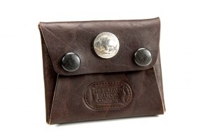 Buffalo Leather Catchall - Made in America - Buffalo Billfold Company