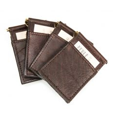 Money Clip Wallet - Stocking Stuffers - Made in USA - Buffalo Billfold Company