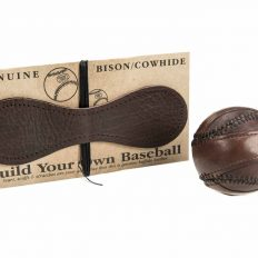 Leather Baseball Kit - Build your own baseball
