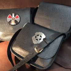 Limited Edition Buffalo Leather Purses - Made in USA - Buffalo Billfold Company