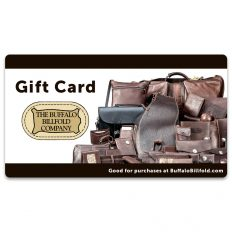 Gift Card - Made in America - Buffalo Billfold Company