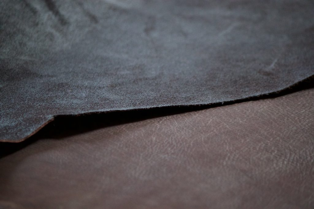 Buffalo Leather - American Bison Leather