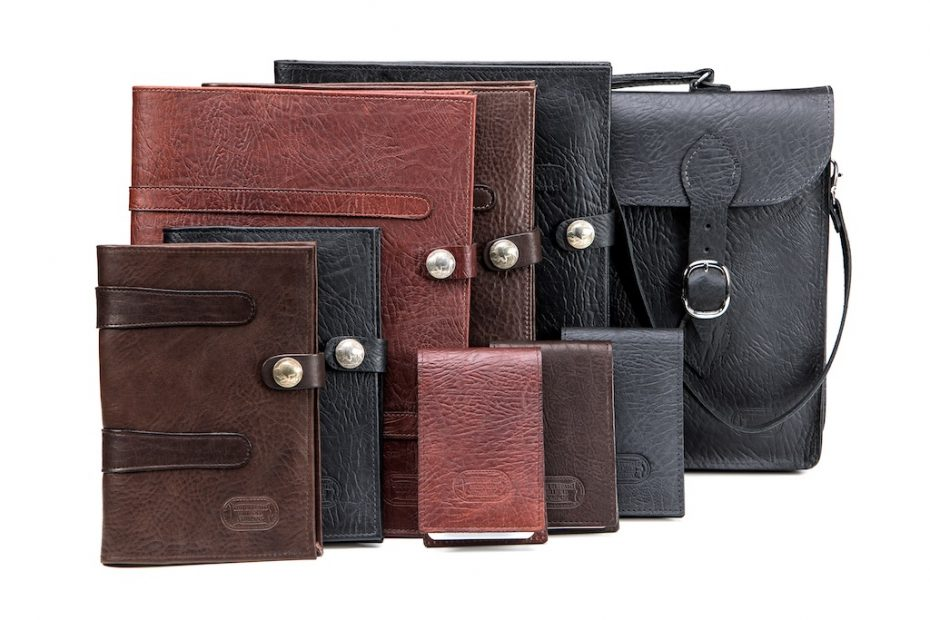 Business Buffalo Leather Goods - Made in America - Buffalo Billfold Company