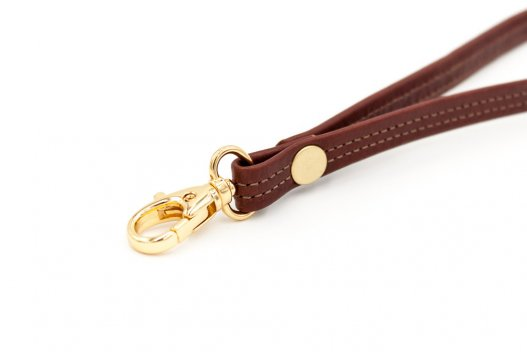 Buffalo Leather Wrist Strap