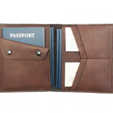 Family Passport Holder Organizer Wallet
