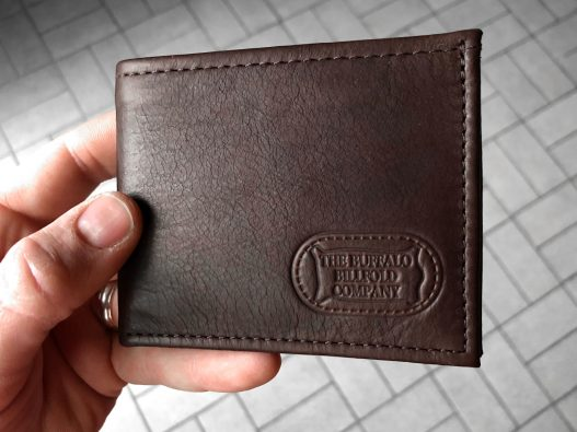 Buffalo Billfold - Leather Bifold - Mens Wallet