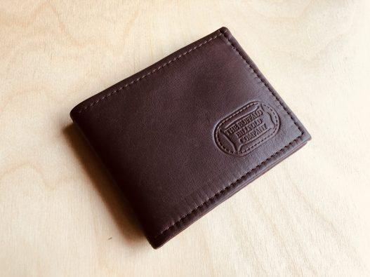 Buffalo Leather RFID Wallet - RFID Blocking Wallet